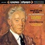 Rachmaninoff: Rhapsody on a Theme of Paganini/ Falla: Nights in the Gardens of Spain by Arthur Rubenstein (2015-05-04)