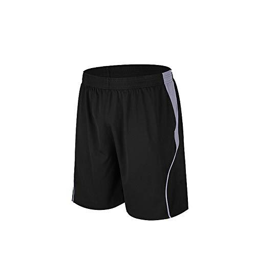 YANLINGER Herren Jogginghose, Freizeitshorts - Fitness Laufen Wandern Basketball/Fußball,A,M -