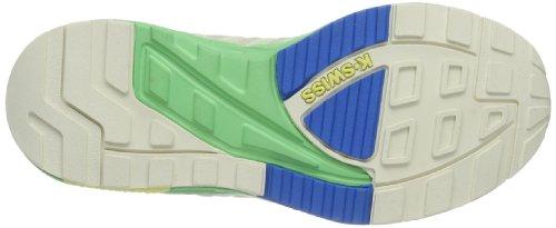 K-Swiss SI-18 Rannell 2, Baskets Basses Femme Vert - Verde (Grün (Ambrosia/Absinthe Green/Whitecap Gray 375))