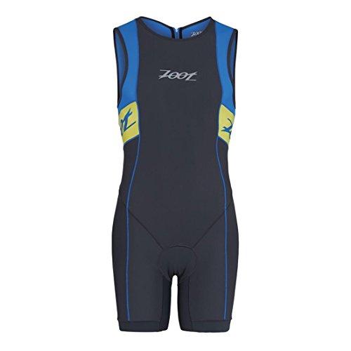 Zoot Herren 2651304.1.2 Triathlonanzug M Performance Tri Backzip Racesuit Pew/zblu