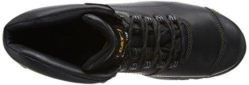 Caterpillar Diagnostic Hi S3, Bottes de sécurité homme Noir (Black)