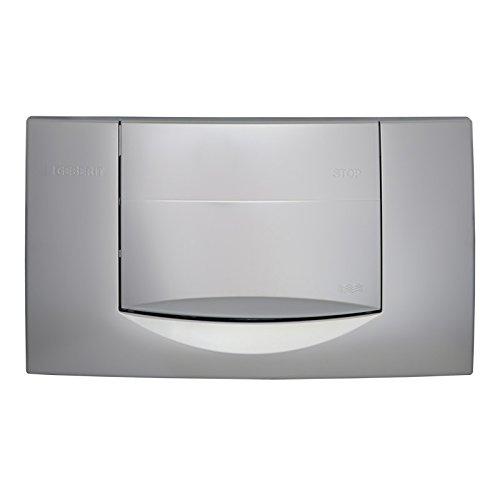 Preisvergleich Produktbild Geberit Betätigungsplatte 200F für Betätigung von vorne, 1 Stück, verchromt, 115222461