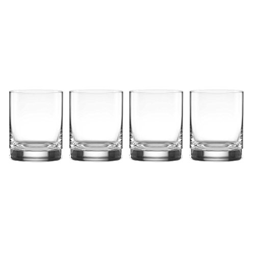 Classic Double Old Fashioned (Lenox Tuscany Classics Cylinder Double Old Fashioned Glass, Clear 13 oz Set of 4 by Lenox)