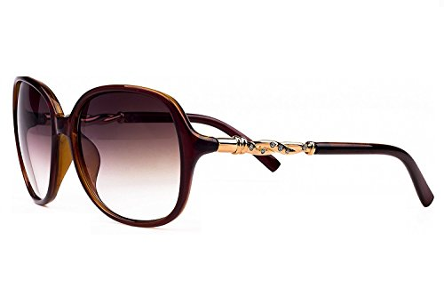 E Fashion Up Over-Sized Women\'s Sunglasses (2318|1|Black)