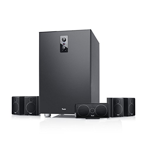 "Teufel Concept E 450 ""5.1-Set"" - PC-5.1-Surround-Lautsprecher-Set der absoluten Spitzenklasse"