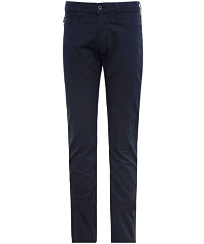 Armani Jeans Hommes Slim fit jeans gabardine j06 Bleu Bleu