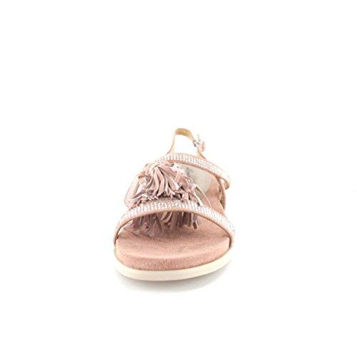 Alma en Pena 370-3/3 Damen Sandalette Rot
