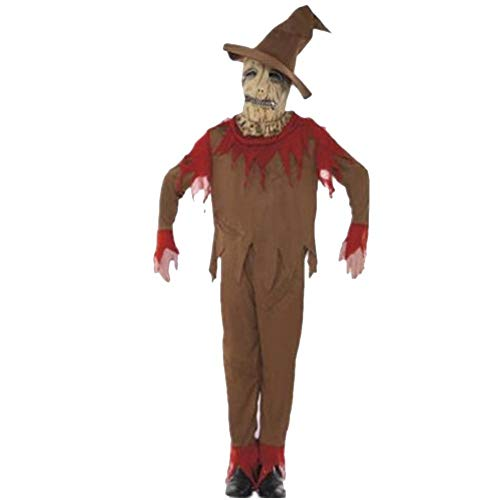 Star Eleven Kostüm für Erwachsene, Halloween, Ghost Festival, -