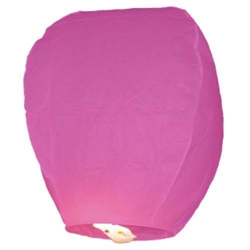 Farolillos voladores 10unidades rosa Sky Lantern