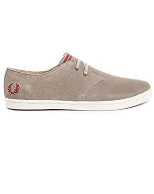 Sneakers Byron Low Suede Gris