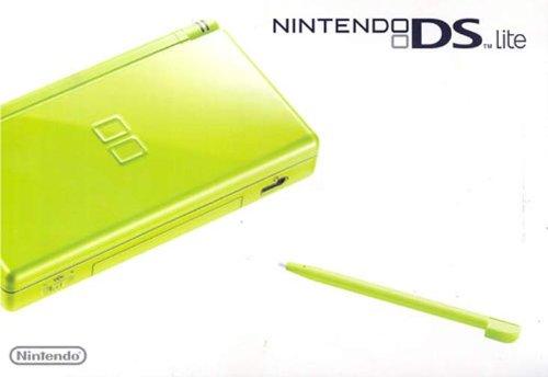 Nintendo DS Lite - Konsole, grün