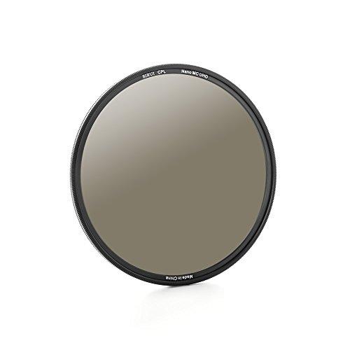 Sirui Ultra Slim S-Pro Nano MC Polfilter 82 mm (Multicoated, Schott Glas) schwarz