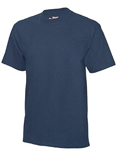 Hanes Herren Uni T-Shirt L Navy* - Damen Heavyweight Tee