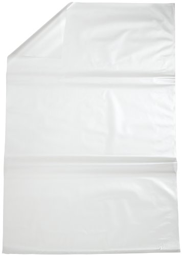 Bel-Art Products 131620005 Biohazard Waste Disposal Bag without Warning Label and Sterilization Indicator Patch, 15 to 20 gal Capacity, Polypropylene, 24