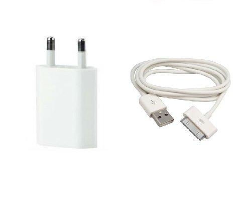 MacBerry Apple Ipod Nano 1St Gencompatible Certified Genuine Usb Data 30-Pin Fast Charging Kit