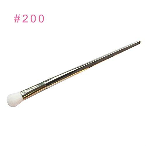 PRO Poignée en métal brosse visage Blush Teint Maquillage outil