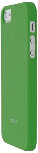 RooCASE mat shell coque ultra slim pour apple iPhone 5/5S Matte Green
