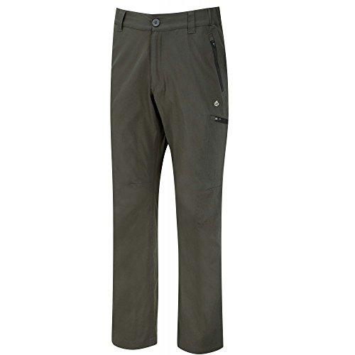 Craghoppers Kiwi Pro Active Reg Leg Walking Pants Kaki