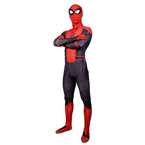 Chiefstore Spiderman Kostüm for from Home Stealth Suit Cosplay Bodysuit Ganz für Kinder Adulte Halloween Fancy Dress Kleidung (Erwachsene, Medium)