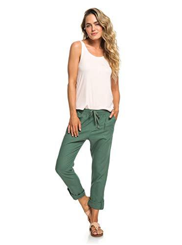 Roxy Symphony Lover New - Linen Trousers for Women - Leinen-Hose - Frauen -