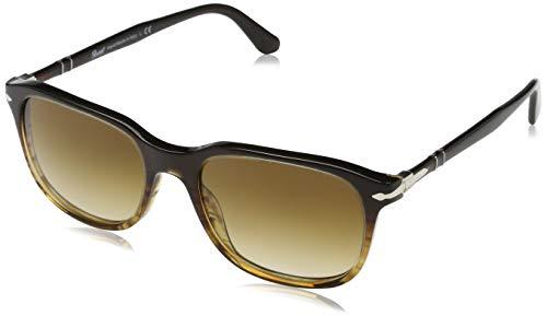 Persol Herren 0Po3191S 102651 55 Sonnenbrille, Gold (Matte/Brown),