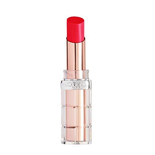 L'Oréal Paris Color Riche Plump & Shine, Lippenstift für intensive Farbe und natürlichen Glanz - 104 Guava Plump (1 x 4 g) - Intensive Aufpolsterung