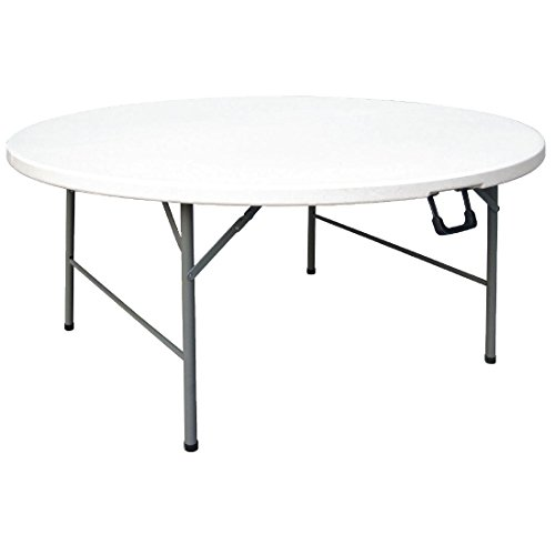 Boléro cc506 rond Centre Table pliante, 5 de diamètre