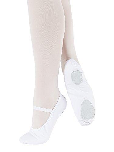 Sua M Branco Da Que Danca Aptidão Do De Ginástica Esporte Grande Para Roupa Ginástica Leve Dança Bae23 Vez Ballet Sapatas RqYHdYw