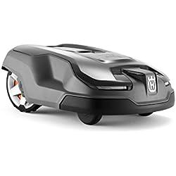 Husqvarna Automower 315X 967650112 Robot Tondeuse Électrique sans fil Mulching, Roues Motrices Coupe 22 cm