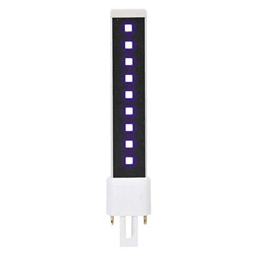 Solomi Bombilla de luz UV - Bombilla de luz LED UV