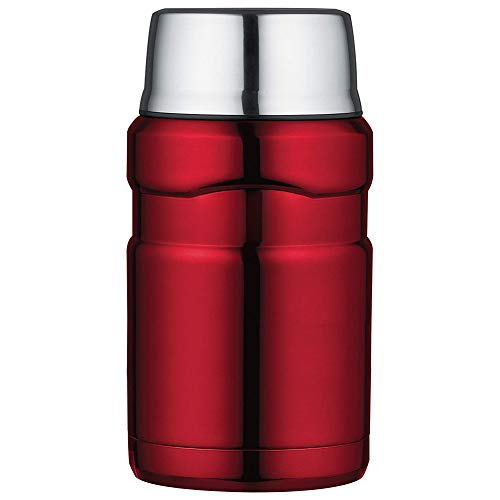 Thermobehälter, Queta Verkupfert Magischen Becher Isolierbehälter Essen Jar Edelstahl Doppelschicht Simmering Pot Isolierung Lunchbox Brei 700ml Vakuum