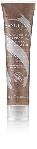 Sanctuary Spa Radiance Exfoliator CLEANSE Facial Scrub 100ml All Skin Types -