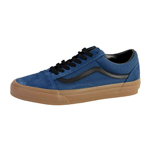 Vans Old Skool - Gum Outsole/Dark Denim/Black - Unisex