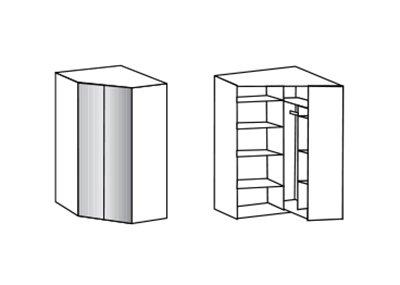 Eckkleiderschrank weiß mit spiegel  eckkleiderschrank weiß mit spiegel - Bestseller Shop für Möbel und ...