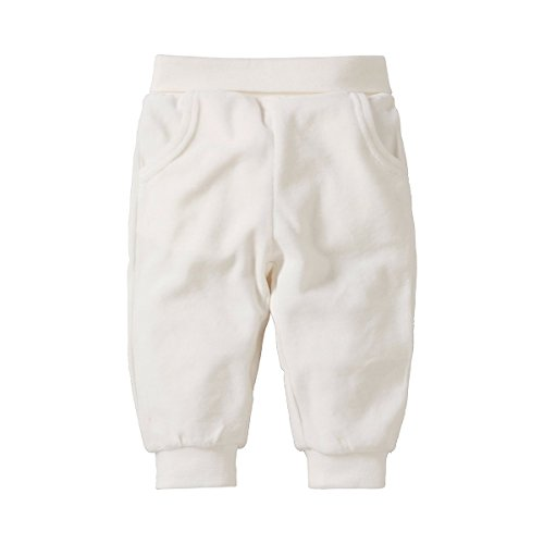 Bornino BASICS Nickihose wollweiß 62/