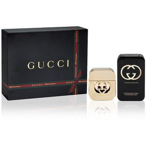Gucci Guilty Woman Set (EDT Vapo 50ml und Body Lotion 100ml), 1 Set