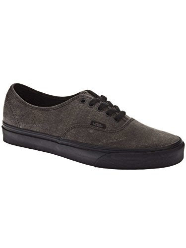 Vans Unisex-Erwachsene Authentic Gymnastikschuhe (washed) black/black