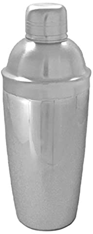 Co-Rect Stainless Steel Cocktail Shaker, 58-Ounce by Co-Rect