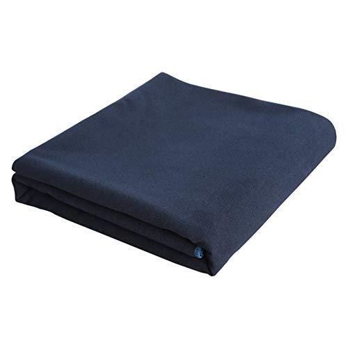 Yoga-Decke für Gewicht, Fitness, Sport, rutschfest, Hilfsunterstützung, professionelle Fitness-Decke, blau