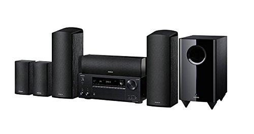 ONKYO Dolby Atmos Network AV Receiver/Speaker - Black
