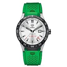 TAG Heuer CONNECTED Luxury Smart Watch (Android/iPhone) (Green)SAR8080.FT6059