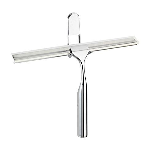 supporto in acciaio INOX incluso Sealskin 369001018 Tergivetri per doccia