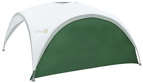 Coleman Gazebo Event Shelter Sun Wall, compatible with the Event Shelter XL 4.5 x 4.5m, high Sun Protection 50+, water resistant, green
