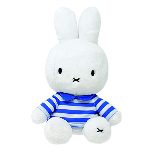 Miffy Plush - Blue or Orange Dress - Official Classic - 25cm 10""