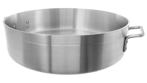 Update International ABR-28HD Aluminum Brazier, 28-Quart by Update International 28 Quart Brazier