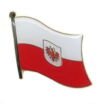 Flaggen Pin Fahne Österreich - Tirol Pins Anstecknadel