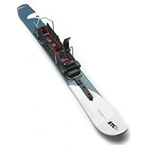 STC Snow Venture Kurz-Ski inkl. Bindung und Felle