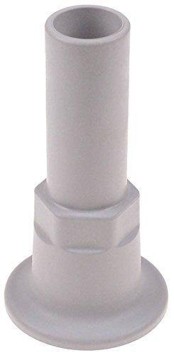 Wascharmhalter für Spülmaschine Dihr HT11S, HT11, HT11E, HT-11-Touche, HT11-T, Kromo HOOD-110, HOOD-110-E EP unten Länge 96,5mm