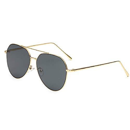 GERPY Hohe Qualität Goldene Sonnenbrille Frauen/Männer Rose Rosa Linse Lunette Sonnenbrille Für Frauen/Herren Retro Pilot Sonnenbrille Weiblich/Männlich Libbey Mini