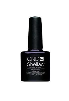 CND Shellac Dark Dahlia